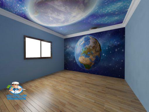 الوان حوائط غرف اطفال 2021