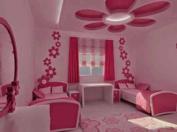 اسقف جبس لغرف النوم اطفال ديكور ابداع Decor Epda3