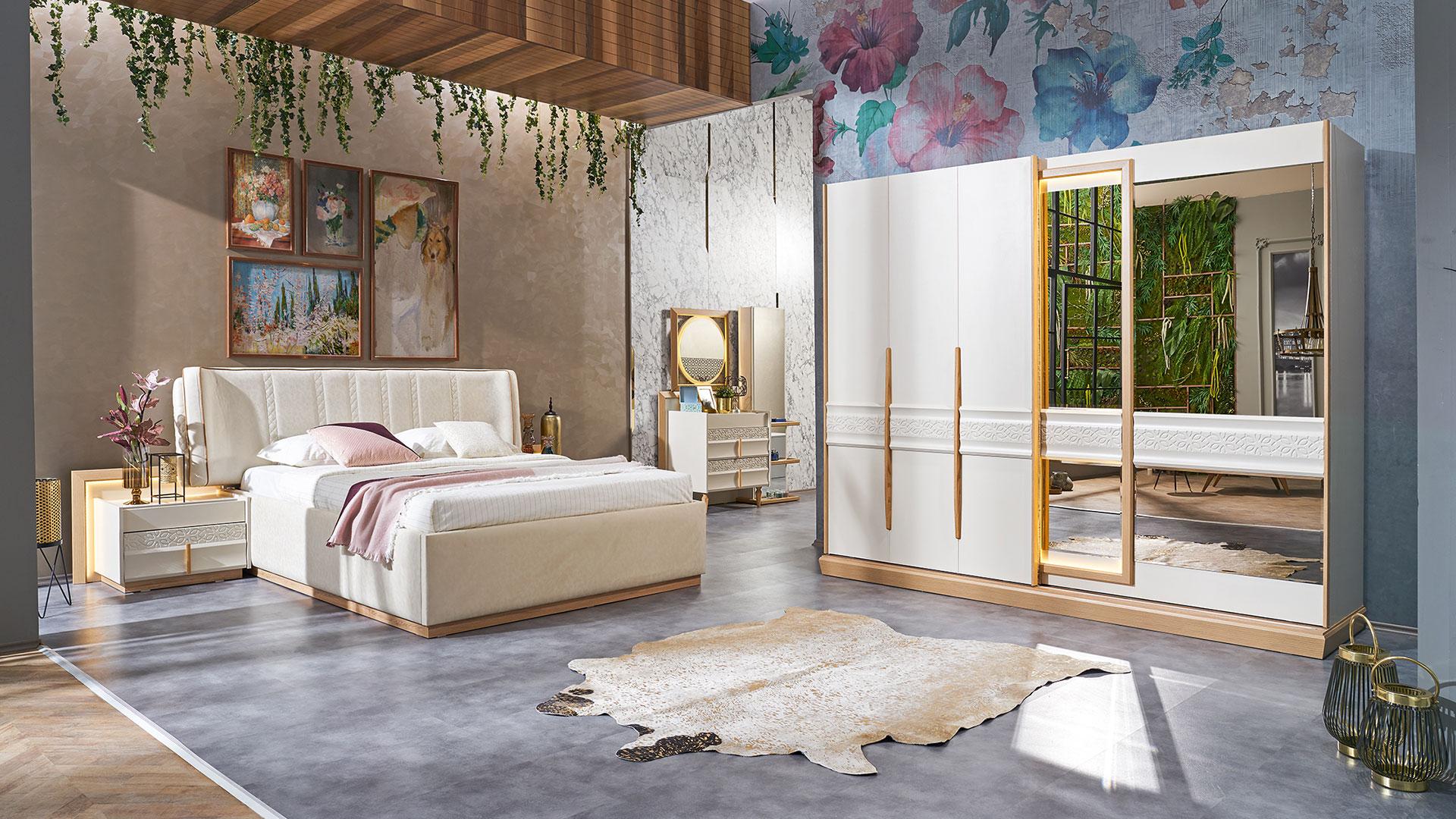 تصميمات غرف نوم مودرن 2019 ديكور ابداع Decor Epda3