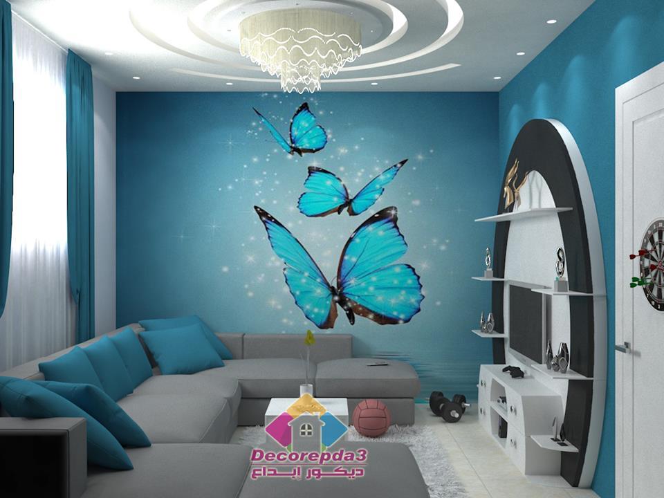غرف ليفنج مودرن from decor-epda3.com
